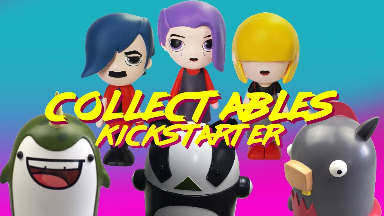 Blimey! Toys! - Published on 23 May 2017  Kickstarter here : https://www.kickstarter.com/projects/weebl/savlonic-badger-narwhal-and-amazing-horse-collecta