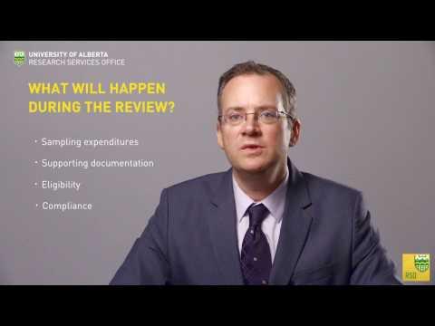 Preparing for a Tri Agency Financial Monitoring Review for Researchers