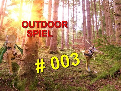 OUTDOOR SURVIVAL STRATEGIE SPIEL IM WALD | 003 | Let´s Play