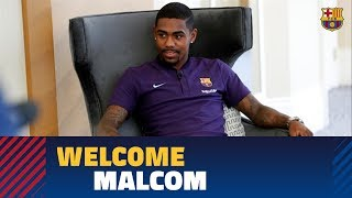 Exclusive] malcom: 'i want to make ...
