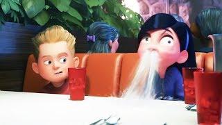 Incredible 2 - Violet & Dash Funny Scenes