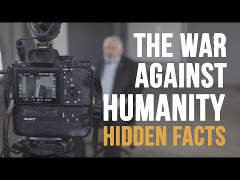 The War Against Humanity | Interview with Professor Zhdanov