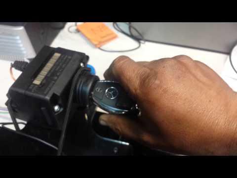 Mercedes key programming(EIS Cloning)
