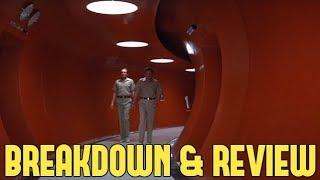 THE ANDROMEDA STRAIN (1971) Movie Review by [SHM]