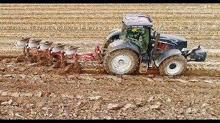 Venawass Home Ploughing 2017  - Driver Tomas Case Black Puma 235 + Opall Agri Jupiter 140x90 x5