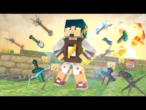 Minecraft: ESCADONA - INVENCÍVEL ‹ AMENIC ›