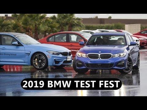 2019 BMW Test Fest USA - Highlights