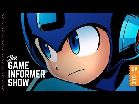 GI Show – Mega Man 11, Destiny 2's Expansion, Dauntlesss Interview