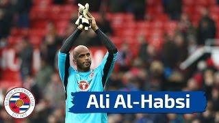 Reading keeper Ali Al-Habsi previews the Royals' trip to Derby