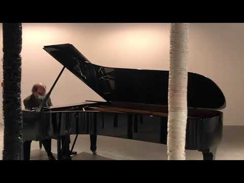 Pianist David Childs @ MoCA Westport