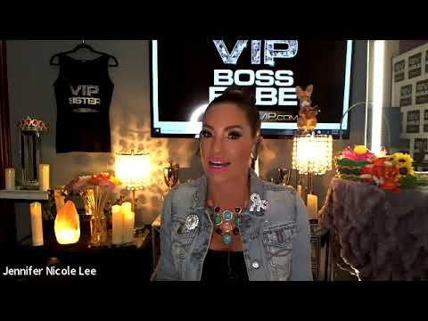 Mega Motivation!The JNL Show, Jennifer Nicole Lee Interviews Priyanka of Show Up Podcast, JNLVIP.com