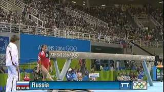 2004 Olympics Team Final Part 5 (BBC Coverage)