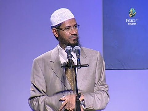 Media and Islam - War or Peace? - Dr. Zakir Naik | Dubai