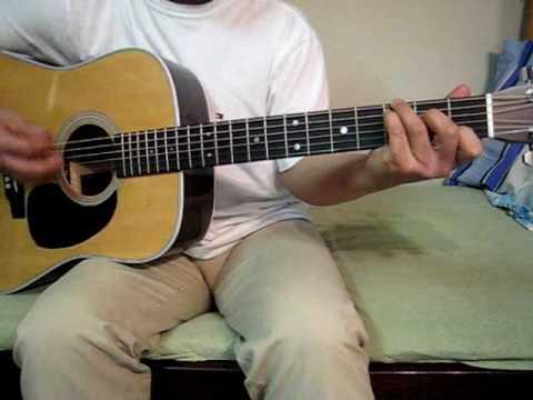 Bai Tap 11 Guitar - Go Cua Thien Dang - Bob Dylan