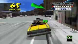 Dreamcast Collection: Crazy Taxi - PC Gameplay [HD]