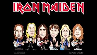 Watch Iron Maiden Space Station No 5 video