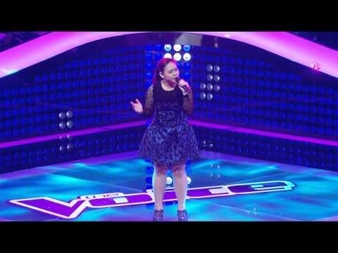 The Voice Thailand - เกรซ - ขอเพียงที่พักใจ - 21 Sep 2014