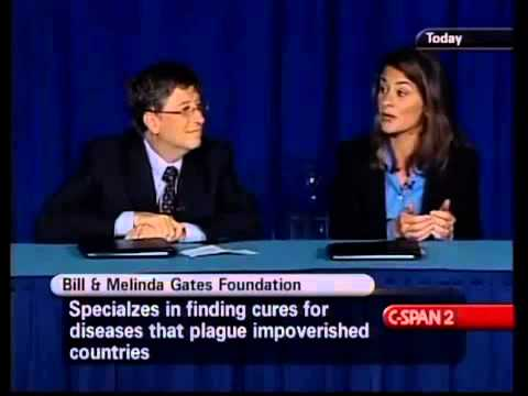 Why Does Warren Buffett Give to Charity  Bill & Melinda Gates Philanthropic Gift 2006 Donation