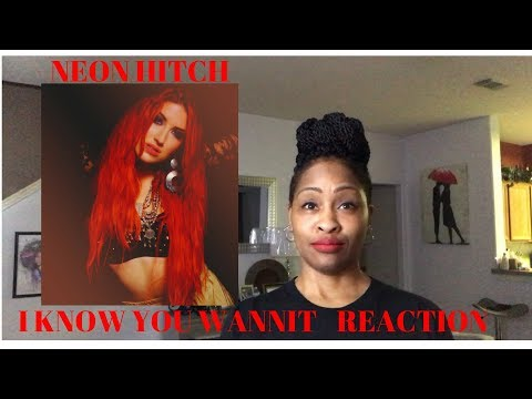 i know you wannit|Neon Hitch| Official Video|Monroe Reacts
