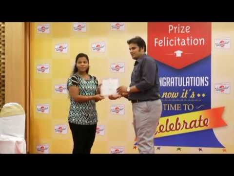 Diploma & B.sc It Prize Felicitation-April 2016 Exams