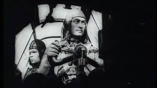 В боевом полете. 1941 год. Съемки операторов - М. ...
