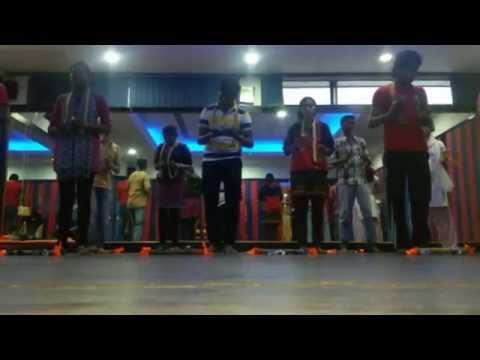 D5 first prize dance mauli mauli