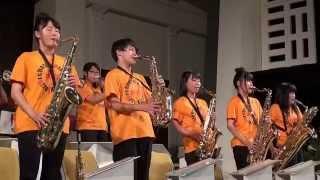 Happy-Go-Lucky Local / Duke Ellington / BFJO2015 team Imaike