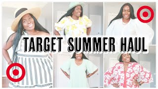 TARGET SUMMER 2021 TRY-ON HAUL | SIMPLE COMFORTABLE EVERYDAY OUTFIT IDEAS | ISOWA GALLERY