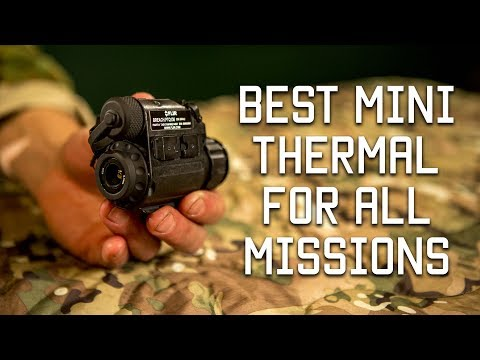 Best Mini Thermal For All Missions | FLIR Breach | Tactical Rifleman