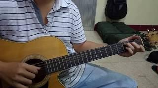 Biển đông - nhạc sĩ Tuấn Khanh ( guitar cover )