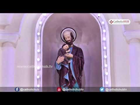 English Mass @ St. Joseph's Cathedral, Gunfoundry, Hyd, INDIA 12-10-17