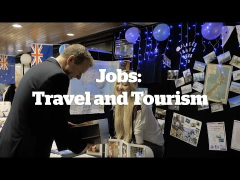 Travel and Tourism at Ara: getting a job in the industry