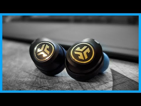 Initial Impressions! - Jlab Jbuds Air Icon True Wireless Earbuds!