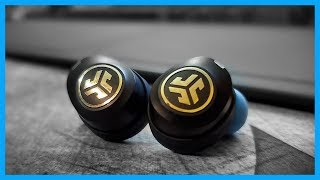 Initial Impressions! - Jlab Jbuds Air Icon True Wireless Earbuds!