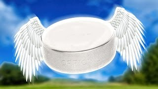 FLYING PUCKS! - GOLF WITH FRIENDS