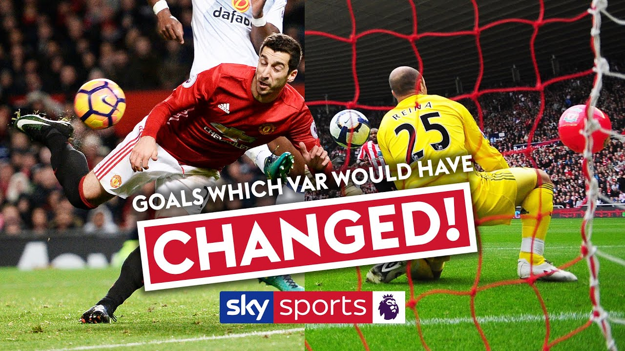 Iconic Premier League goals which VAR would have CHANGED!