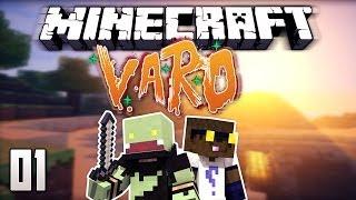Minecraft VARO #1 - LOS GEHT ES!