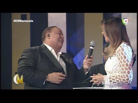 """Peña Suazo y Mariasela Álvarez, cantan """"Mi Niña"""" de José José"""