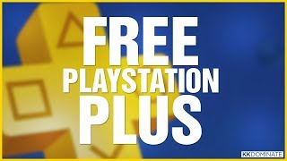 How To Get The Free PlayStation Plus Fortnite Skin!!! (No Purchases Necessary)