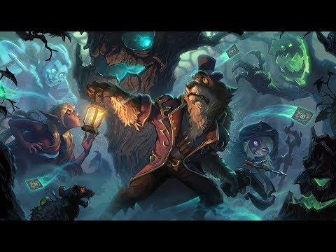 Hearthstone 70+ The Witchwood Pakk nyitás!