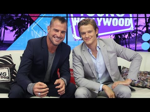 """George Eads & Lucas Till Play """"Household MacGyver"""""""