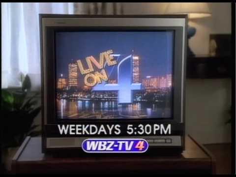 "WBZ TV-4 ""Eyewitness News"" Promos, 1984-1987"
