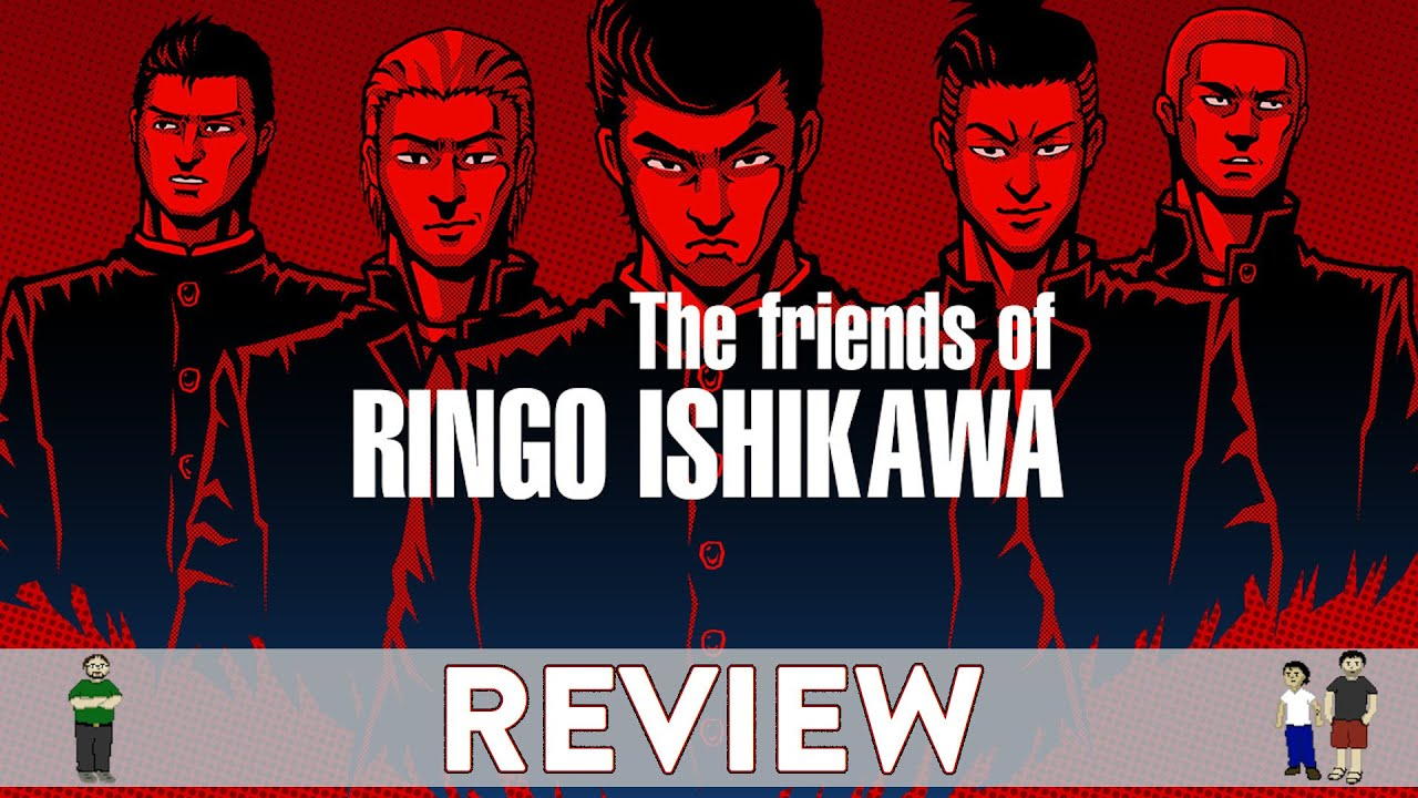 The Friends of Ringo Ishikawa physical editions officially confirmed