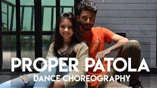 Proper Patola Dance Choreography   Namaste England   Arjun   Parineeti   Badshah   Sakshi Raisurana
