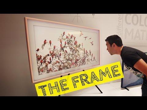 Samsung THE FRAME: il TV che si crede un quadro