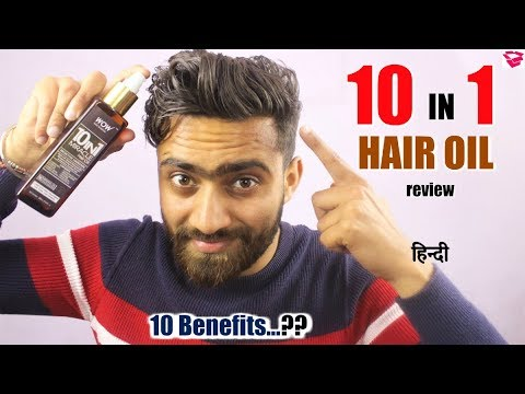 WOW 10 in 1 Miracle Hair oil review | Benefits, Effects, GOO
