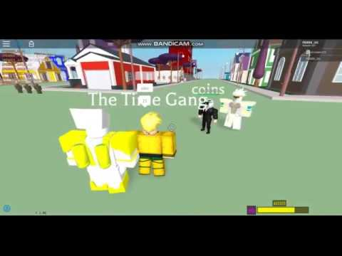 Roblox Project Jojo The World OverHeaven & Star Platinum OverHeaven Showcase