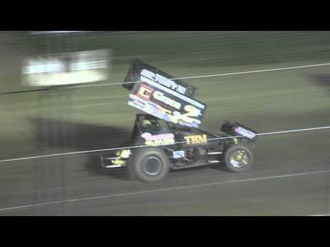 Brian Smith at Fremont Speedway 4-16-16