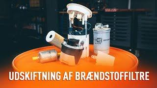 Skift Brændstoffilter - online gratis video
