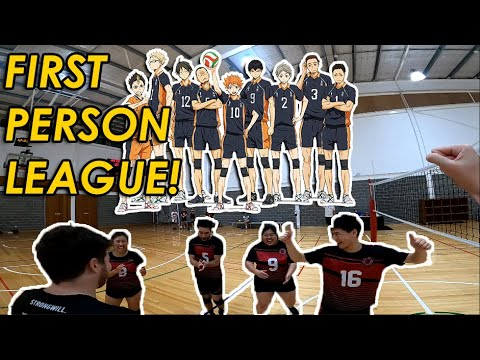 Download GoPro VOLLEYBALL COMPETITION!   MIDDLE BLOCKER SETTER FIRST PERSON VOLLEYBALL #12